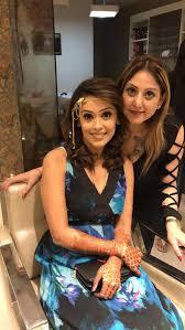 makeup artist meenakshi delhi indian