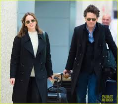 Felicity Jones & Husband Charles Guard ...