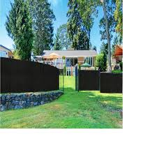 Boen 4 Ft X 50 Ft L Green Polyethelene Chain Link Fence Screen In The Chain Link Fence Screens Department At Lowes Com