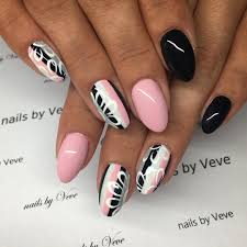 70 attractive oval nail art designs and