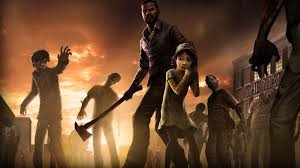 the walking dead ps4wallpapers