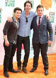 Nathan Kress , Jerry Trainor & Noah Munck | Filmes, My idol, Shows