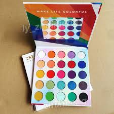25l eye shadow live in color makeup