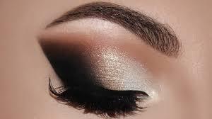 elegant sophisticated makeup look to