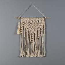 Makramé Blommor - Makramé - Textiler