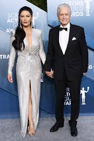 SAG Awards 2020: Michael Douglas and Catherine Zeta-Jones ...