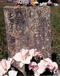"""Mary """"""""Polly"""""""" Butler Jones (1816-1904) - Find A Grave Memorial"""