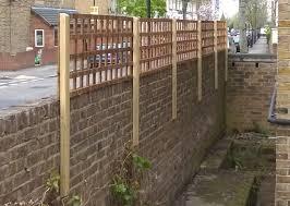 Garden Fencing Hackney Fences East London North London