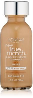 match super blendable makeup