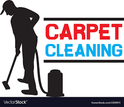 carpet cleaning service royalty free