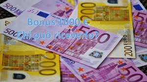 Bonus 1000 euro professionisti, autonomi e partite iva ...