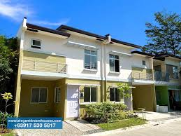 Lancaster New City Alyssa With Fence And Gate Affordable Housing In Cavite Philippines