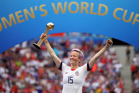 Megan Rapinoe would like to return for a fourth World Cup