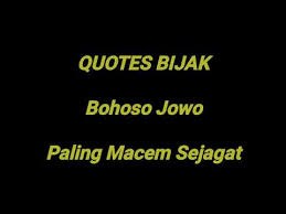 lagu quotes bijak quotes bahasa jawa paling macem
