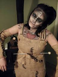 diy voodoo doll costume doll