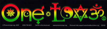 One Love Reggae Rasta Bumper Sticker Decal 3 5 X 3 5 Bob Marley One Heart Itrainkids Com
