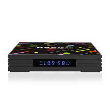 TV Box H96 MAX-H3-Android 7.1, RK3328,4GB RAM,64GB Memory,Quad-Core 64Bit  CPU,KODI 18.0,Dual Band Wifi - Wow Get It