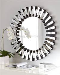 round shape decorative infinity wall