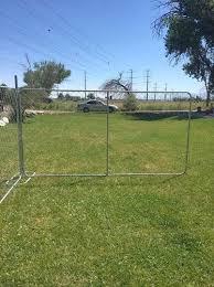 6x12 Temp Fence Chainlink Panels Ksl Com