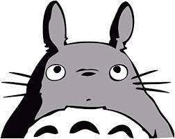 Kyokovinyl My Neighbor Totoro Studio Ghibli Anime Decal Sticker For Car Truck Laptop 3 7 X 4 6