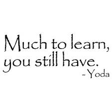 Much To Learn You Still Have Yoda Star Wars Quote Wall Words Vinyl Wall Art Decal