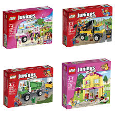 Amazon: Huge List of LEGO Juniors Sets on Sale! Prices Start at ...