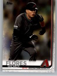 Amazon.com: Baseball MLB 2019 Topps Update #US203 Wilmer Flores  Diamondbacks: Collectibles & Fine Art