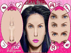 realistic makeup game play at