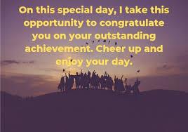 best graduation wishes congratulation messages