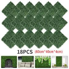 14pcs 40 60cm Artificial Boxwood Hedges Panels Privacy Synthetic Balcony Fencing Ivy Fence Wall Home Garden Outdoor Decoration Buy At The Price Of 94 34 In Aliexpress Com Imall Com