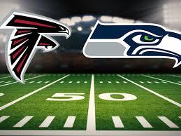 Atlanta Falcons vs Seattle Seahawks ...