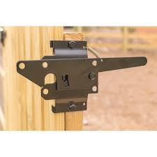 Everbilt Black Post Latch 18109 The Home Depot Wood Gate Wood Fence Gates Latches