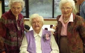 BIRTHDAYS: Mathilda C. Mattson, Hilda Johnson, Minnie Larson ...