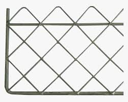 Transparent Metal Chain Fence Png Chain Link Fencing Png Download Kindpng