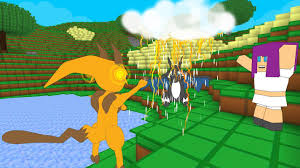 Pixelmon go craft story mod for Android - APK Download
