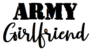 Army Girlfriend Decal Jdmsweetheart Decals Llc