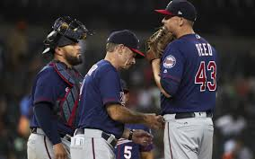 Twins reliever 'refreshed' after rest | Duluth News Tribune