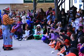 The Greenbelt Costume Parade and Pumpkin Festival: A combined celebration  for a local community | mylonmedley