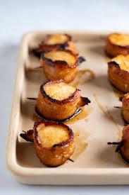 Sweet & Smokey Bacon-Wrapped Scallops ...