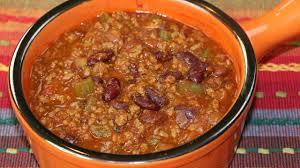 chili recipe how to make homemade