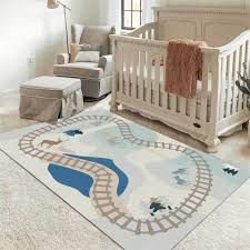 Nordic Cartoon Traffic Road Light Color Carpet Kids Room Bedside Mat Baby Room Area Rug Bedroom For Boys Children Play Mat Carpet Replacement Discount Carpet Tiles From Qian002 69 11 Dhgate Com