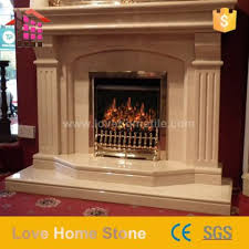 black granite fireplace hearth and