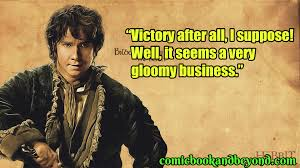 bilbo baggins quotes from the lord of the rings movie
