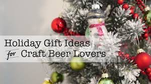 2016 holiday gift ideas for craft beer