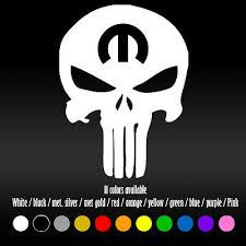 Car Truck Graphics Decals Auto Parts And Vehicles Sticker Punisher Chevy Ss Truck Car Window Usdm 021 Chevrolet Skull Vinyl Decal Megeriancarpet Am