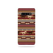 Skin For Samsung Galaxy S10 Plus Western Horses Mightyskins Protective Durable And Unique Vinyl Decal Wrap Cover Easy To Apply Remove And Change Styles Walmart Com Walmart Com