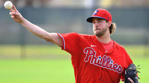 Wherever they want to play, I'll play' -- Phillies ace Aaron Nola ...