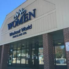 women workout world fitness spa