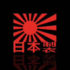 Jdm Red Japan Made Japanese Car Decals Windows Truck Auto Bumper Laptop Sticker For Sale Online Ebay