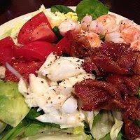 pappadeaux seafood cobb salad nutrition